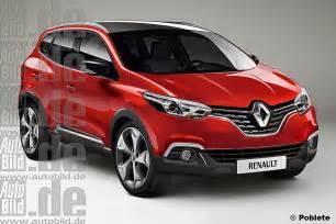 Renault Suv 2015 Kompakt Suv Renault 2015 Bilder Autobild De