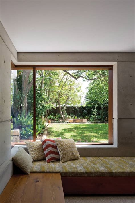 corner window make the window seat the most wanted place in the house