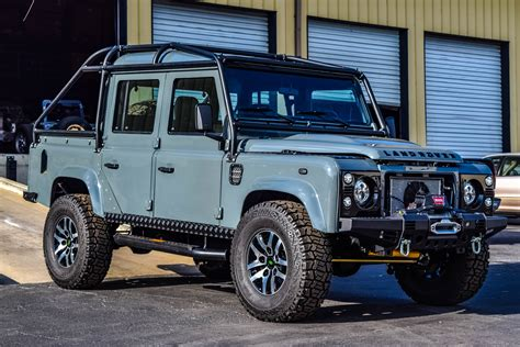 custom land rover defender safari heritage parts custom defender builds defender