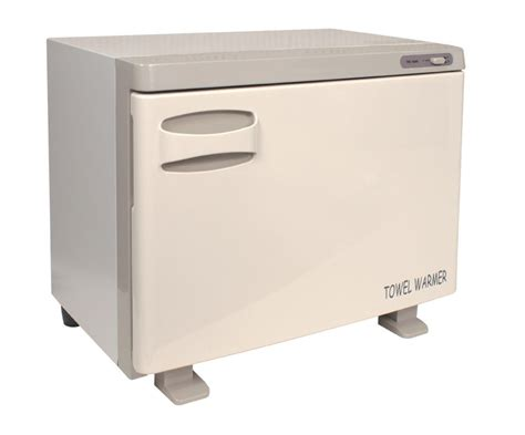 nrg hot towel cabinet with side swinging door towel warmer
