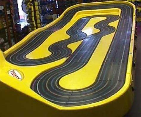 lane aurora tub track raceway slot car tracks ho slot