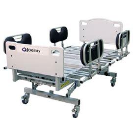 noa elite ii fully adjustable  motor hospital bed