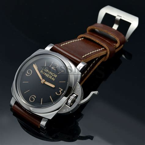 Panerai Luminor Panerai Pam372 47mm N panerai 47mm historic quot luminor 1950 3days quot pam372 manual winding in steel passions