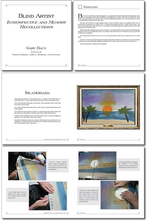 how do layout blinds work artist book cover layout design magic graphix