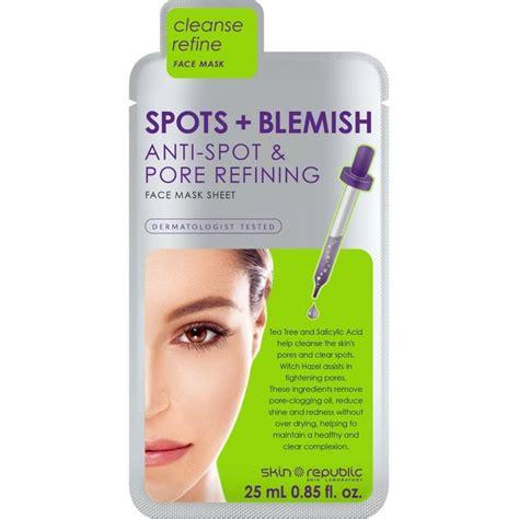 Spot Detox by Skin Republic Spots Blemish Anti Spot Pore Refining