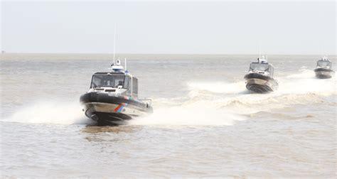 metal shark river boats gdf gets three patrol boats from u s valued 340m guyana