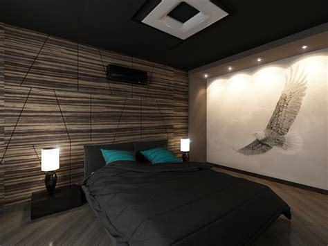 27 stylish bachelor pad bedroom ideas for men interior