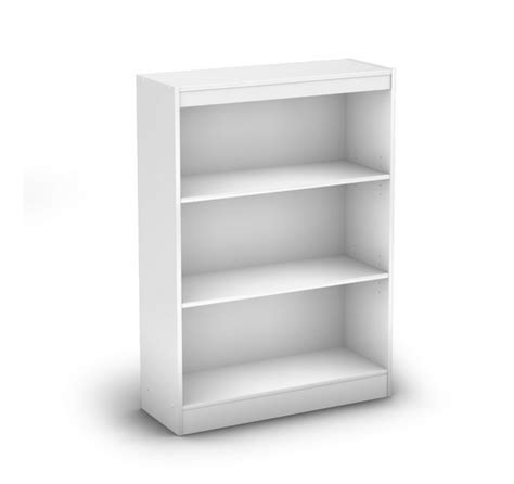 bookcases for sale 3 shelf white bookshelf home