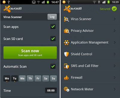 best free antivirus for android mobile best antivirus for android 2018 top 9 free anti malware