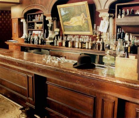 west saloon interior