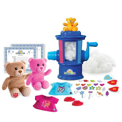 spin master build a bear build a bear workshop 174 stuffing station - Where Can I Buy A Build A Bear Gift Card