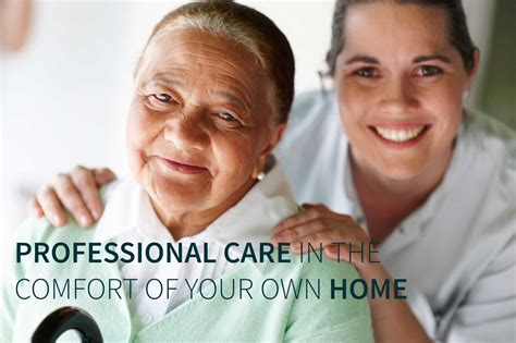 aging in the comfort of home elder care friendly referrals