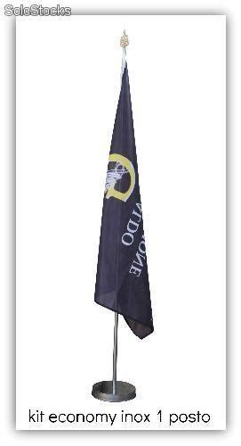 porta a bandiera kit porta bandiera