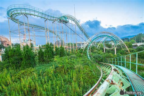 dreamland theme abandoned dreamland amusement park is the stuff of pastel