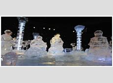 Out and About: ICE! featuring Frosty the Snowman at ... 29 Palms Orlando