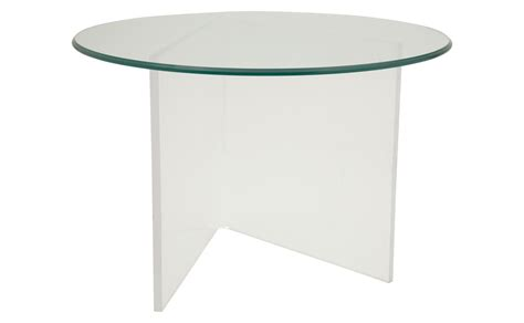 Lucite Side Table Vintage Lucite Side Table Jayson Home