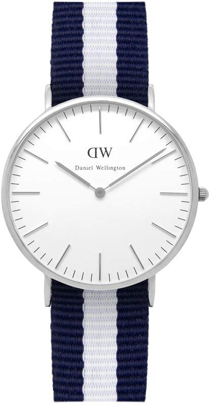 Daniel Wellington Glasgow Silver daniel wellington 0602dw classic glasgow
