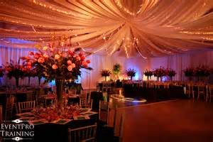 Gazebo Drapes Ceiling And Wall Draping For Weddings