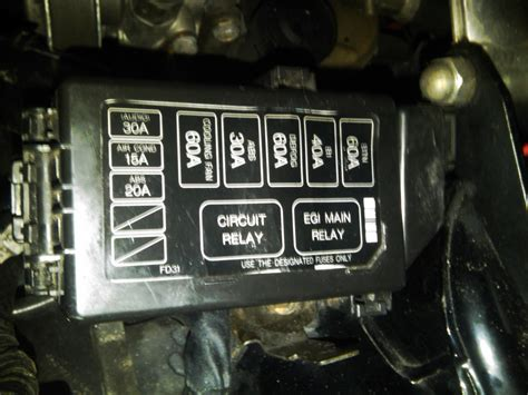 engine relay box rxclubcom mazda rx forum