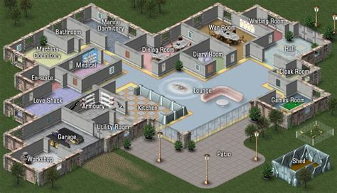 floor plan of big brother house big brother house lsn style by thedevstudio on deviantart