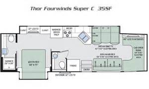 Class C Motorhome Floor Plans by Rv Interiors Motorhome Class C Motorhome Floorplans