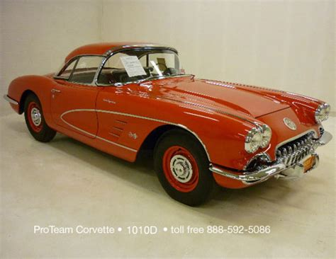 vintage corvette for sale classic corvette for sale 1960 1010d