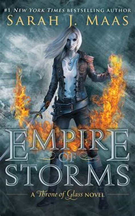 libro empire of storms throne empire of storms throne of glass 5 compact disc northshire bookstore