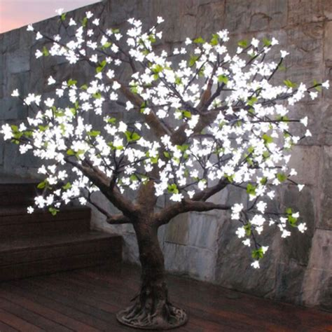 2 0meters 1584led festival decorative artificial trees for outdoor holiday decoration with free