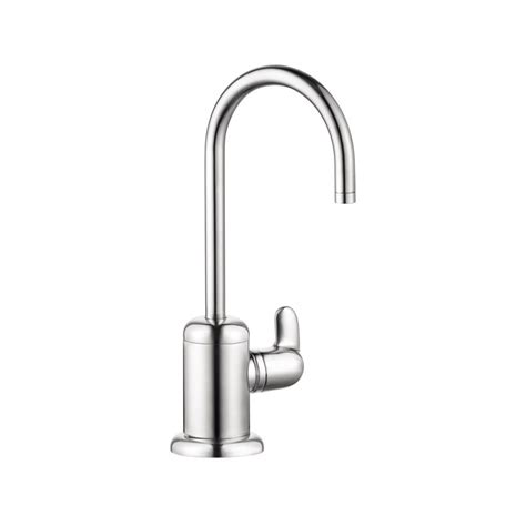 hansgrohe allegro kitchen faucet hansgrohe 4300000 allegro e universal beverage faucet