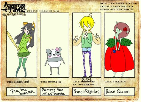 Adventure Time Original Character Meme - memes original character image memes at relatably com