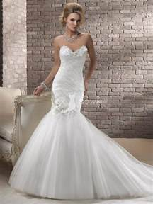 wedding dresses mermaid style sweetheart neckline mermaid wedding dresses with sweetheart neckline