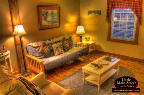two bedroom suites in charlotte nc quot the tweetsie quot 1 bedroom suite little main street inn