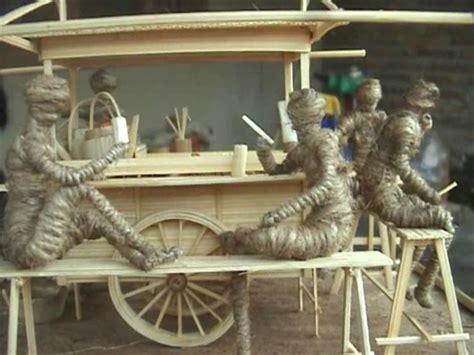 membuat kerajinan rumah dari bambu kerajinan dari bahan keras yang harus kamu ketahui