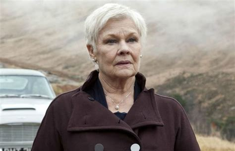 judy dench teeth judith dench 2013 hairstyle short hairstyle 2013