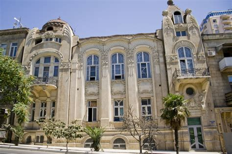 How To Design Your Own House file art nouveau building in baku jpg wikimedia commons