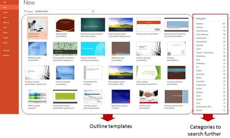 Using Microsoft S Free Powerpoint Template To Save Time Microsoft Powerpoint Templates Search