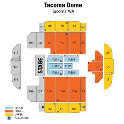tacoma dome concert seating view fleetwood mac may 20 tickets tacoma tacoma dome