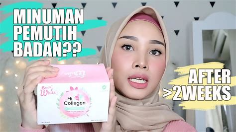Review Everwhite Hi Collagen Drink Daily everwhite hi collagen drink review ngobrolin minuman