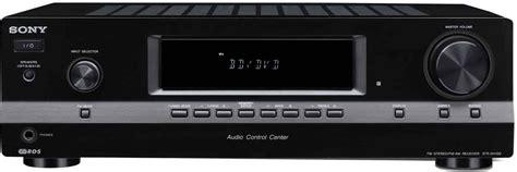 amazoncom sony str dh  channel audio receiver black