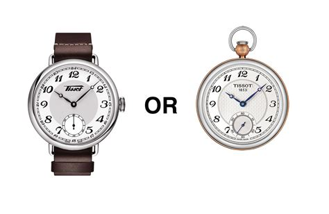 who wore it best tissot heritage 1936 v bridgeport