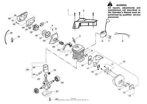poulan thing chainsaw parts diagram poulan pp4620av gas saw 4620av poulan pro parts diagram