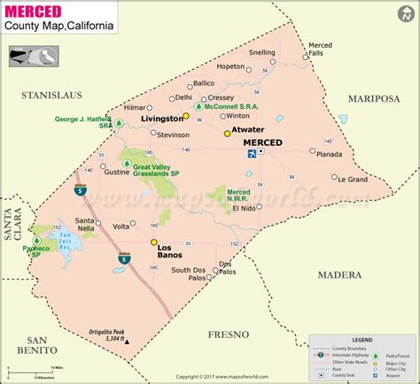 california map merced opinions on merced county california