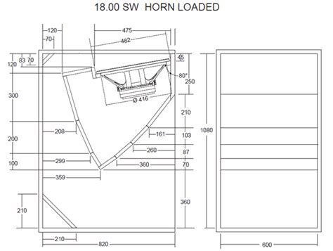 speaker cabinets plans plans diy free download outdoor cat house plans free woodworking class