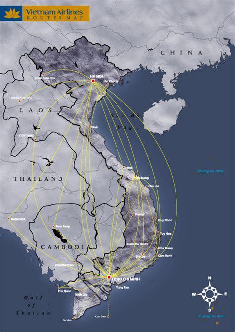 vietnam airlines destinations information  reservation