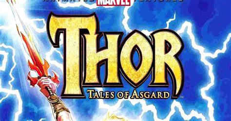 film thor youwatch il mondo di supergoku thor tales of asgard
