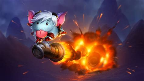 tristana poro lolwallpapers
