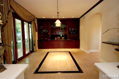 home interior design photos hd 别墅大厅室内地板砖装修图片 土巴兔装修效果图