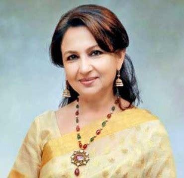 Sharmila Syar I F A words opined by sharmila tagore a leading senior