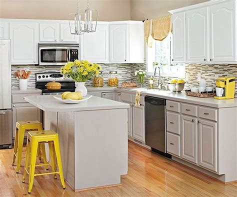 kitchen make over ideas don t paint kitchen cabinets until you read this
