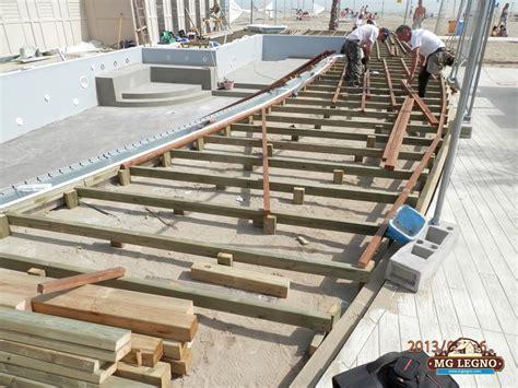 pedana in legno per esterni pedana mg legno arredo tetti in legno in legno e